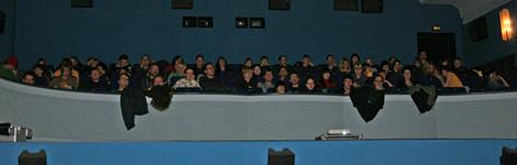 Mittweida Filmbühne Mitfahrgelegenheit Publikum