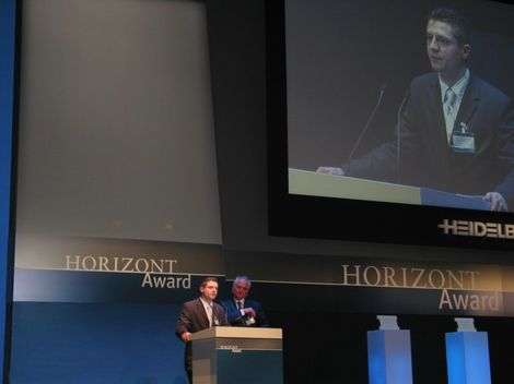 horizont award tino kressner